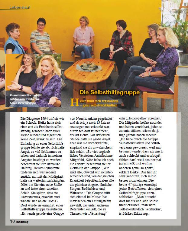Interview mit Heike Führ im msdialog-10-11