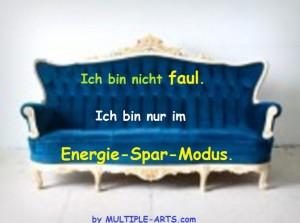 energie spar modus