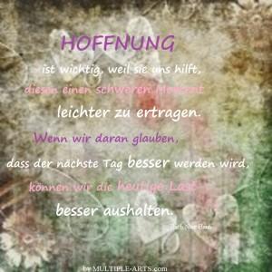 hoffnung, glauben