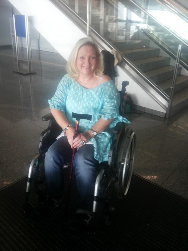 20140928 144943 624x832 - * Reisen mit dem Rollstuhl-Service - kein schönes Abenteuer