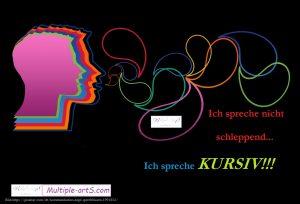 spreche nicht shcleppend sondern KURSIV 300x204 - * WORTFINDUNGSSTÖRUNGEN bei MS