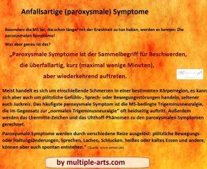 anfallsart schmerzen 300x245 - Anfallsartige (paroxysmale) Symptome