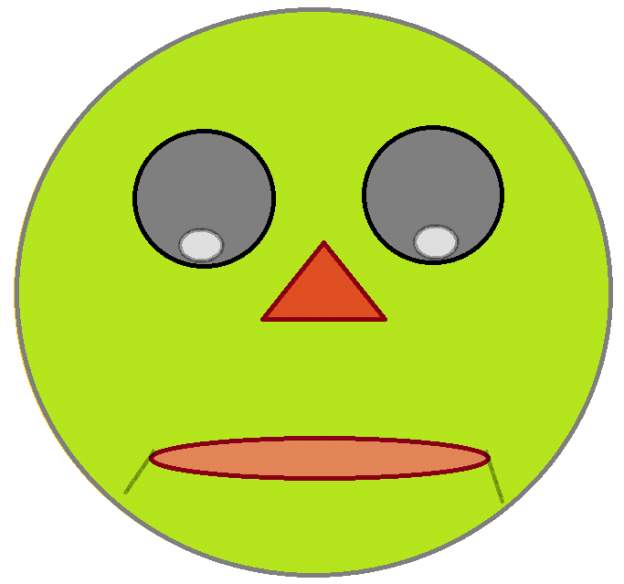 smiley traurig gr 624x584 - *Wenn man immer müde ist... FATIGUE