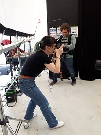 1 b - BLOGGER-Workshop und Fotoshooting für Einblick in Berlin