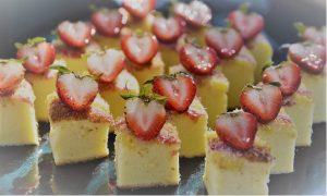 strawberry 1284551 1280 300x180 - Rezept: LOW CARB – Käsekuchen ohne Boden mit Erdbeeren