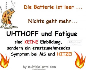 fatigue u uhthoff nichts geht mehr 300x242 - Was ist Fatigue bei MS?