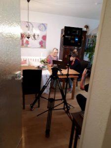 a2 225x300 - Noch einmal kam das ZDF zum Drehen über MS und die unsichtbaren Symptome