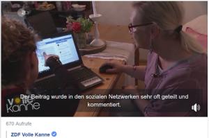 vk4 300x199 - Hier ist er: der neue ZDF-Volle-Kanne-Beitrag zu den UNSICHTBAREN Symptomen mit einem Interview von mir
