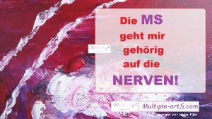 3dbd1957fb56cc25d929e43c5ac25a76 300x169 - Multiple Sklerose: Reine Nervensache - Warum wir so schwache Nerven haben