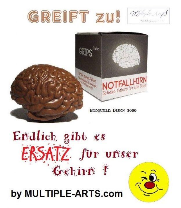 11738012 600707023403949 6481587968476482881 n 624x717 - Notfallhirn: Das Schoko-Gehirn für alle Fälle ;-)