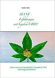 """cbd buch pm - Neuauflage meines Buches: """"Hanf - Erfahrungen mit CBD!: Infos rund um Cannabidiol, Cannabis & THC"""""""