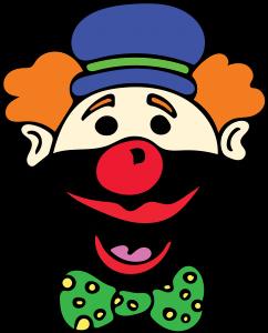 clown 1540980 1280 242x300 - Ein Clown – er lacht und er weint /  Feiern mit MS und anderen Dramen