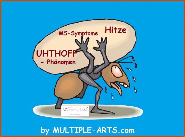 uhthoff 624x460 - Was ist das UTHOFF-Phänomen? Hitze und Beschwerden! Gerade aktuell!