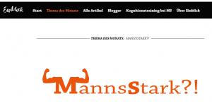 Screenshot 2019 08 08 11.18.14 300x150 - Der neue Themen-Monat auf EINBLICK: MannStark