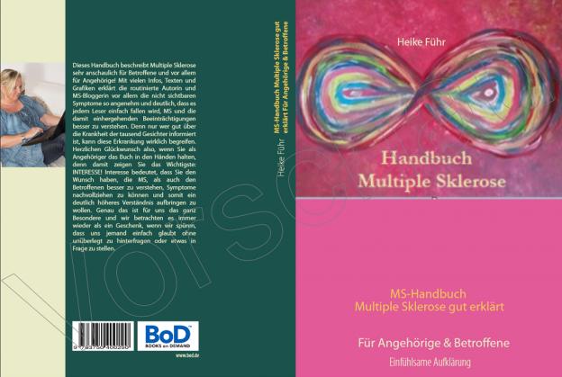 """Cover Handbuch MS 624x419 - Neu: """"MS-Handbuch Multiple Sklerose gut erklärt Für Angehörige & Betroffene"""""""