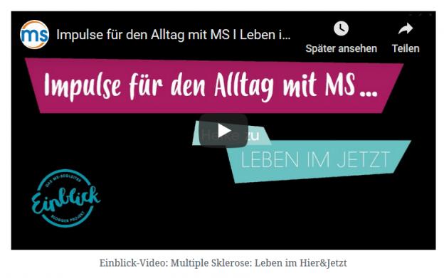 """video im HJ 624x391 - Mein Video zum Alltag mit MS: """"Leben im Hier&Jetzt"""""""