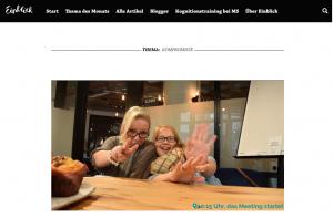 video screenshot bloggertreffen 300x197 - Video zum Blogger-Treffen / Einblick: unbedingt reinschauen