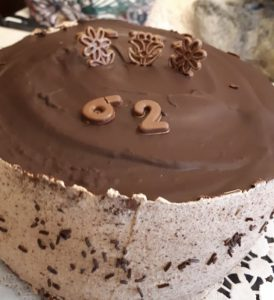 p torte 1 274x300 - Lebe jeden Tag als wäre es Dein letzter