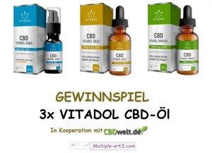 vitadol gewinnspiel 300x217 - VITADOL CBD- Öl Verlosung: 5x Vitadol-CBD
