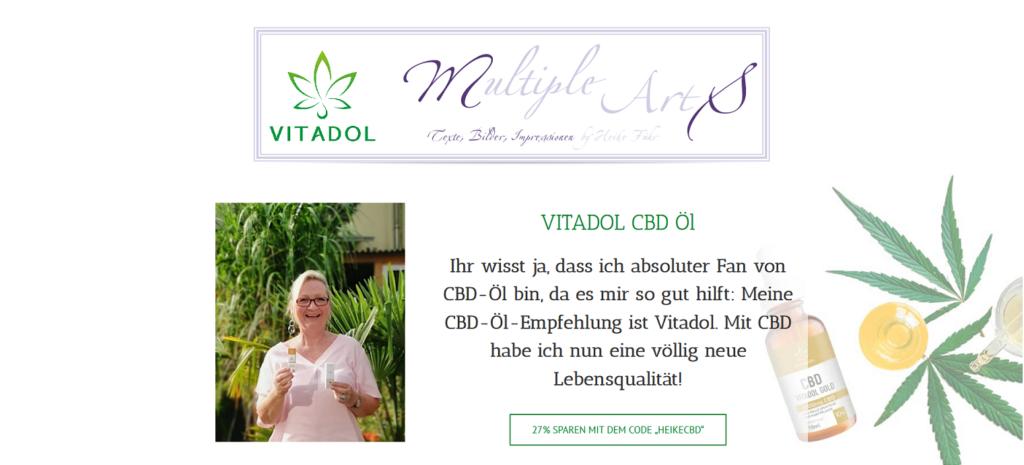 vitadol cbdwelt MA Header 1024x465 - Meine Kooperation mit CBDWELT: Rabatte, Rabatte, Rabatte!!! :)